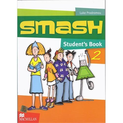 Macmillan Smash Students Book 2