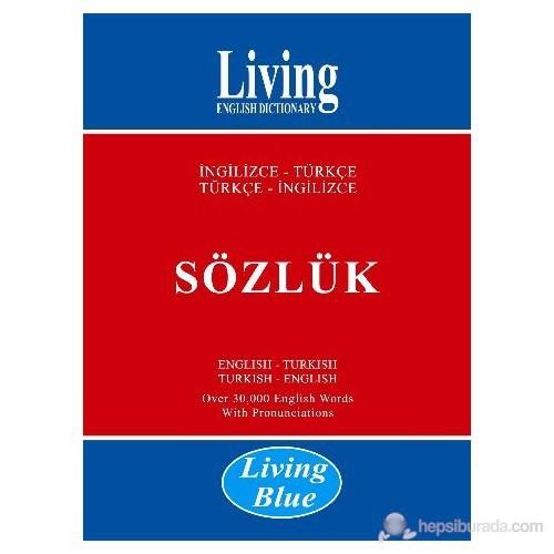 Living Blue İngilizce Türkçe Türkçe İngilizce Sözlük-Kolektif
