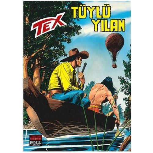 Aylik Tex Sayı : 117 Tüylü Yılan