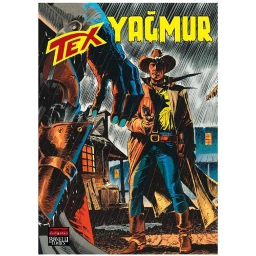 Aylik Tex Sayı: 118 Tüylü Yağmur