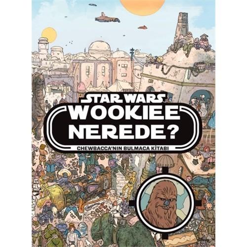 Disney Starwars: Wookiee Nerede