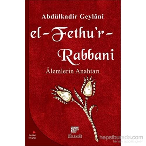 El-Fethu'r-Rabbani, Alemlerin Anahtarı