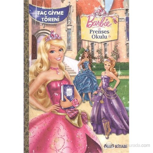Barbie Prenses Okulu Taç Giyme Töreni-Kolektif