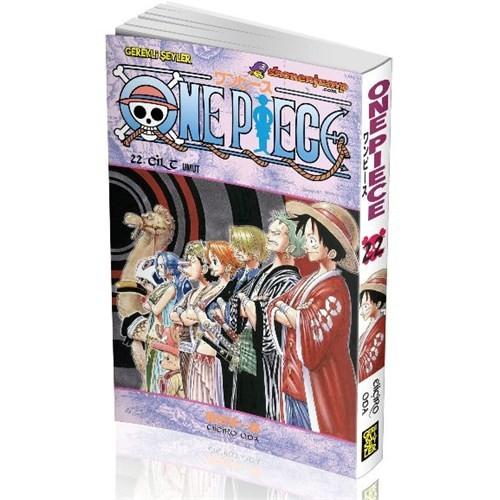One Piece 22.Cilt Umut