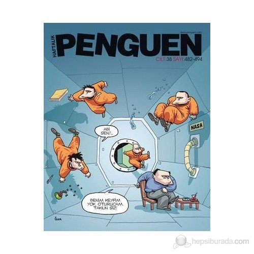 Penguen Dergisi Cilt 38 Sayı: 482 - 494-Kolektif