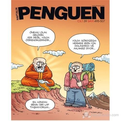 Penguen Dergisi Cilt 39 Sayı:495 -507-Kolektif