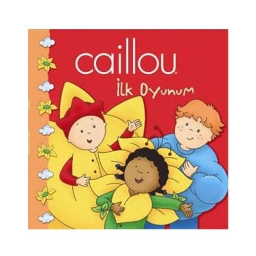 Caillou - İlk Oyunum