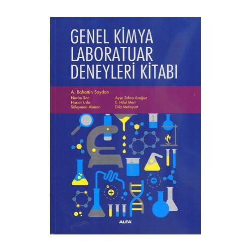 Genel Laboratuar Deneyleri Kitabı