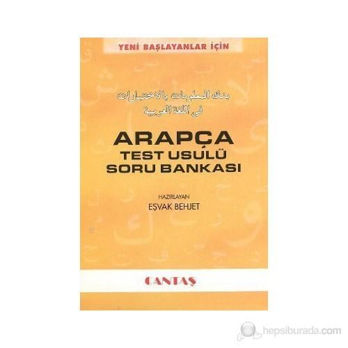 Arapça Test Usulü Soru Bankası