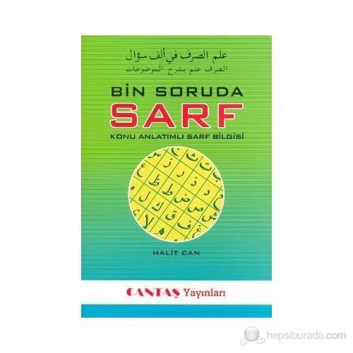 Bin Soruda Sarf-Halit Can