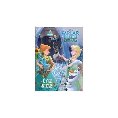Disney Karlar Ülkesi Kutlama Öykü Kitabı-Kolektif