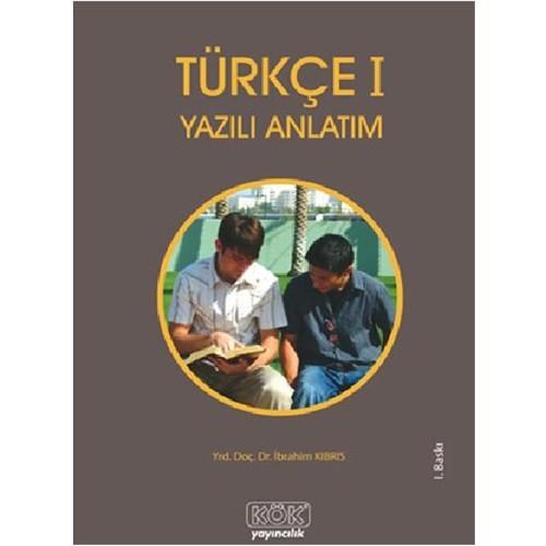 Türkçe 1 Yazılı Anlatım