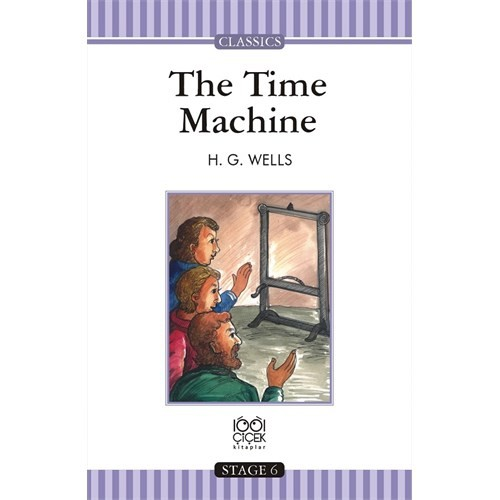 The Time Machine Stage 6 Books-H. G. Wells