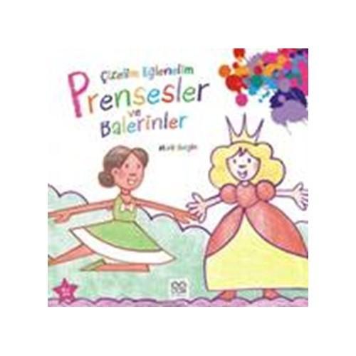 Çizelim Eğlenelim – Prensesler ve Balerinler