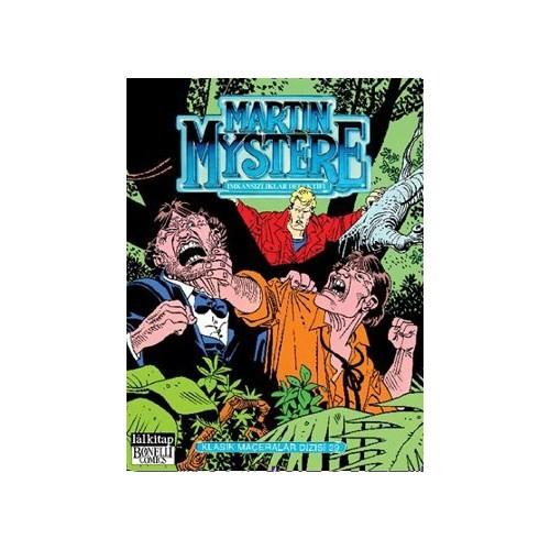 Martin Mystere Klasik Maceralar Cilt: 29-Alfredo Castelli