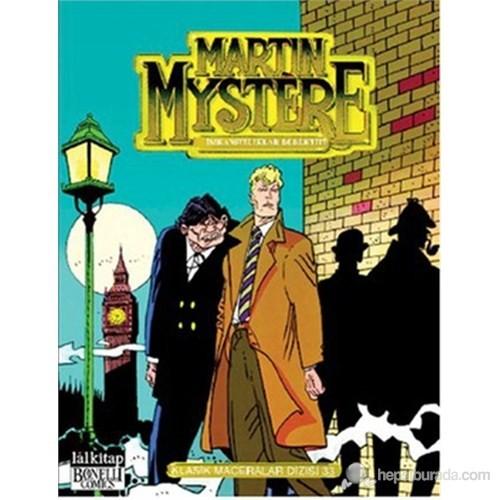 Martin Mystere Klasik Maceralar Cilt: 33-Alfredo Castelli