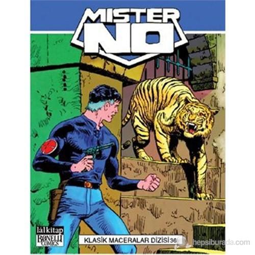 Mister No Klasik Maceralar Cilt: 36-Guido Nolitta
