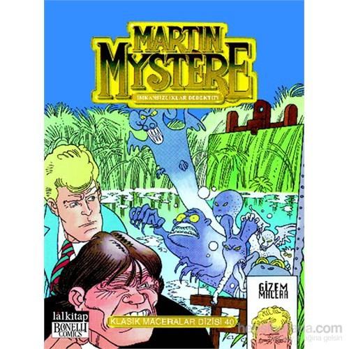 Martin Mystere Klasik M. Dizisi 40