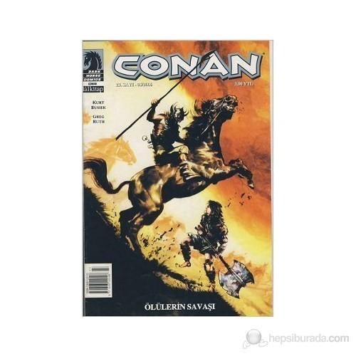 Conan Sayı: 23 Ölülerin Savaşı