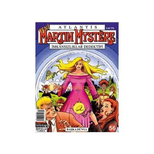 Atlantis Yeni Seri Sayı: 56 Martin Mystere İmkansızlıklar Dedektifi Başka Dünya