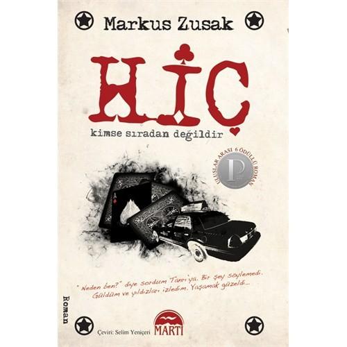 Hiç Kimse Sıradan Değildir - Markus Zusak