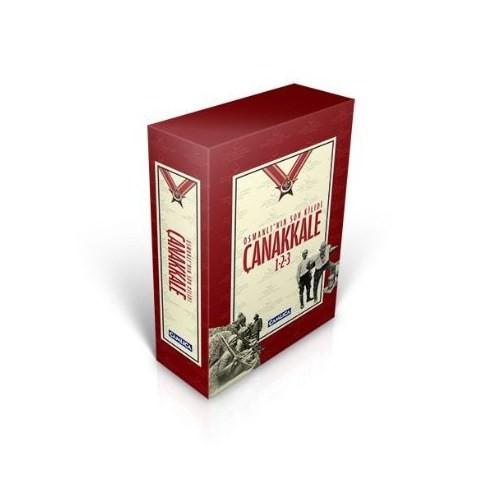 Osmanlının Son Kilidi Çanakkale (3 Kitap Set)