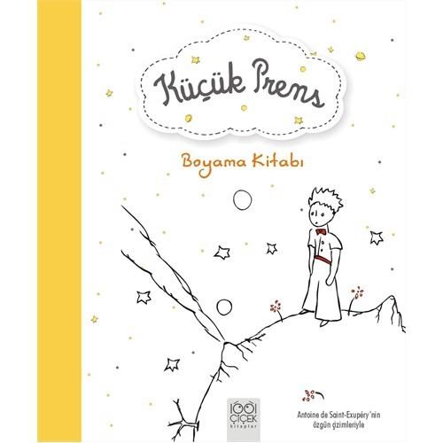 Küçük Prens: Boyama Kitabı