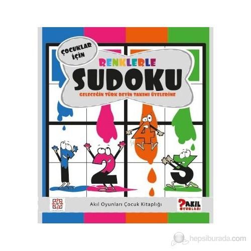 Çoçuklar İçin Renklerle Sudoku