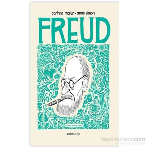 Freud - Bir Çizgi Biyografi-Anne Simon