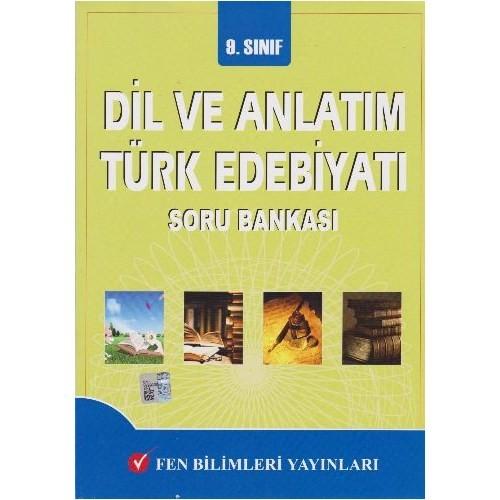 Fen 9. Sınıf Dil Ve Anlatım Türk Edebiyatı Soru Bankası