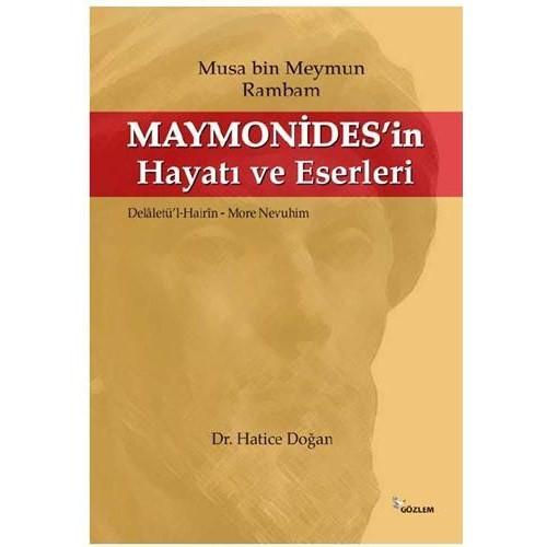 Maymonides'in Hayatı ve Eserleri