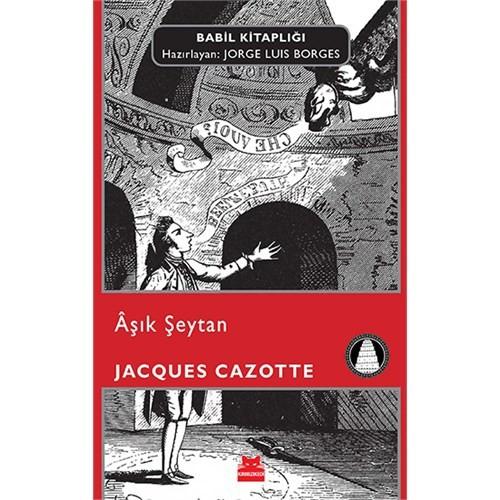 Aşık Şeytan-Jacques Cazotte