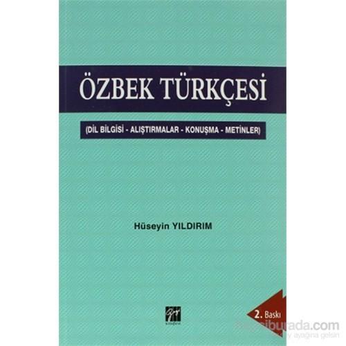 Özbek Türkçesi-Hüseyin Yıldırım