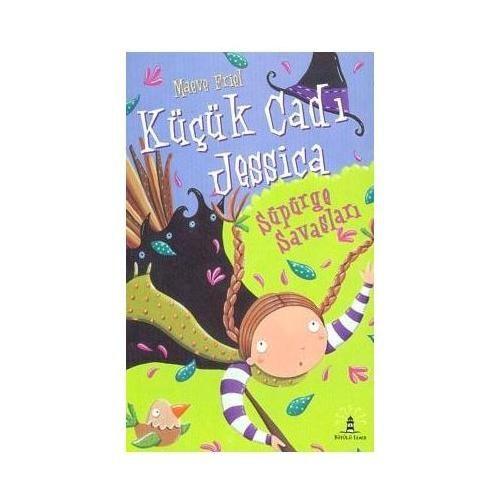 Küçük Cadı Jessica - Süpürge Savaşları