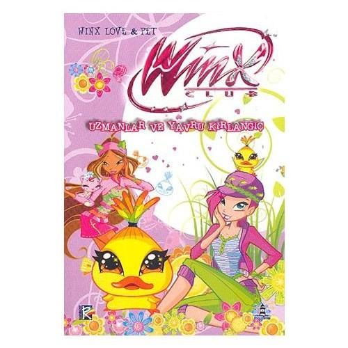 Winx Club - Uzmanlar Ve Yavru Kırlangıç