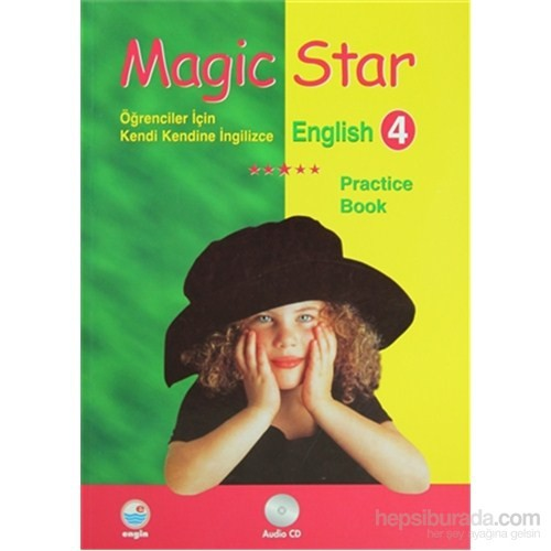Magic Star - English Practice Book 4-Mualla Uygur
