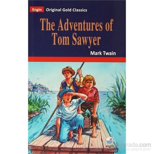 Original Gold - The Adventures Of Tom Sawyer-Mark Twain
