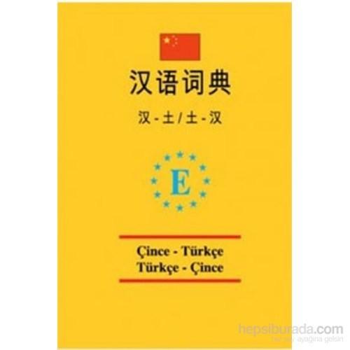 Çince-Türkçe Cep Üniversel Sözlük