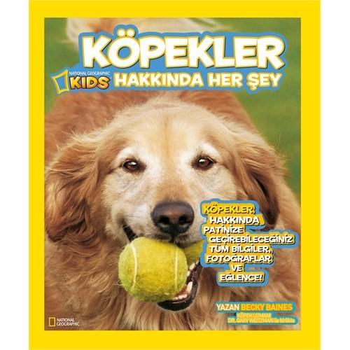 National Geographic Kids: Köpekler Hakkında Her Şey-Gary Weitzman