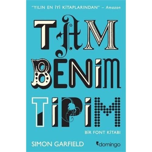 Tam Benim Tipim - Simon Garfield