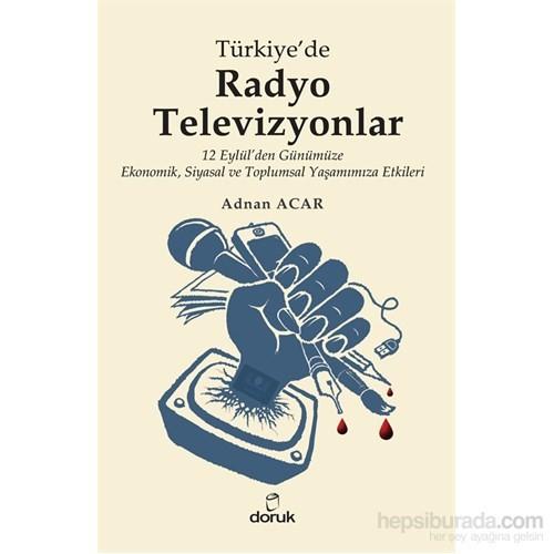 Türkiye'De Radyo-Televizyonlar-Adnan Acar