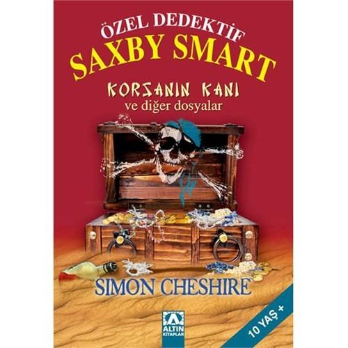 Özel Dedektif Saxby Smart - Simon Cheshire