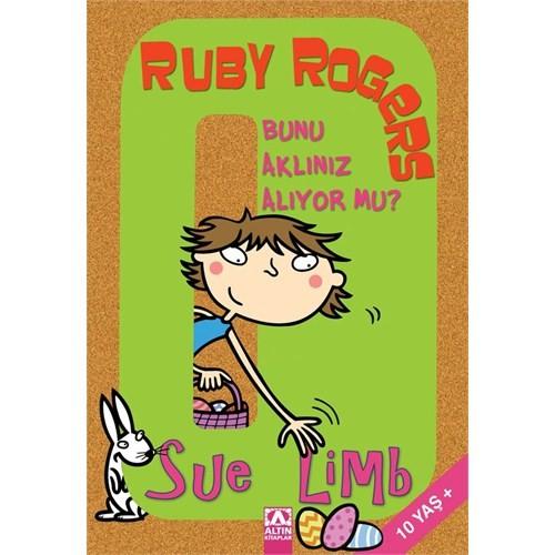 Ruby Rogers Bunu Aklınız Alıyor Mu?-Sue Limb