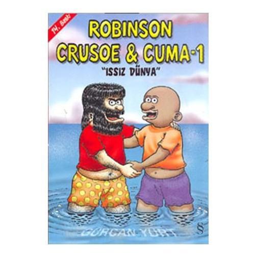 Robinson Crusoe & Cuma - 1 / Issız Dünya