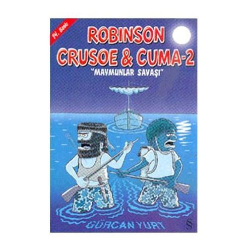 Robinson Crusoe & Cuma - 2 / Maymunlar Savaşı