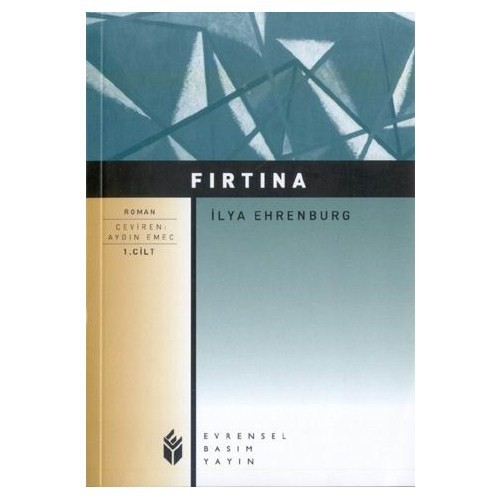 FIRTINA 1 - İlya Ehrenburg
