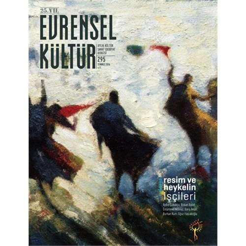 Evrensel Kültür Dergisi (Sayı: 295)