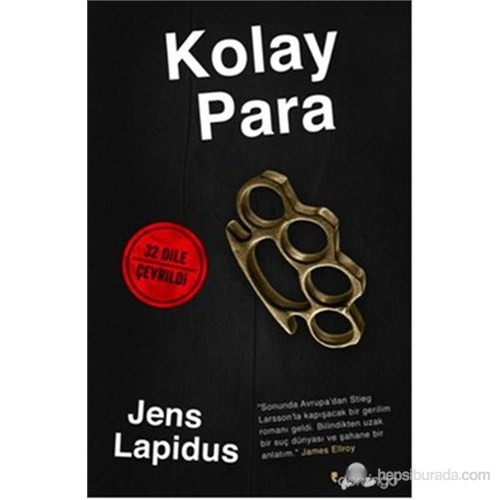 Kolay Para-Jens Lapidus
