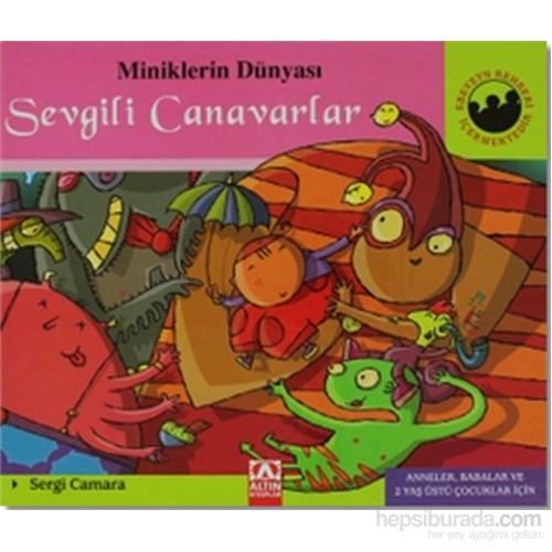 Miniklerin Dünyası: Sevgili Canavarlar-Sergi Camara