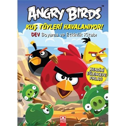 Angry Birds - Kuş Tüyleri Havalanıyor!